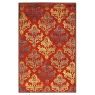 Jaipur Majestic Rug From Fables Collection FB10 - Red/Yellow