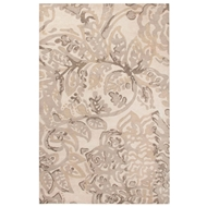 Jaipur Melrose Rug From En Casa by Luli Sanchez LST57 - Ivory/Neutral