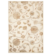 Jaipur Myrica Rug From Harper Collection HAR09 - Ivory/White