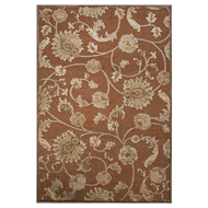 Jaipur Myrica Rug From Harper Collection HAR10 - Brown