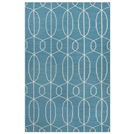 Jaipur Naima Rug From Maroc Collection MR100 - Blue/Ivory