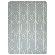 Jaipur Naima Rug From Maroc Collection MR16 - Blue/Ivory