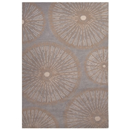 Jaipur Organism Rug From National Geographic Home Collection NTP05 - Gray