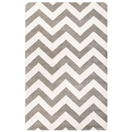 Jaipur Paris Rug From Traverse Collection TV30 - Gray/Ivory