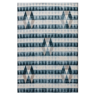 Jaipur Payne Rug From Zane Collection ZAN04 - Blue/Neutral