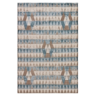Jaipur Payne Rug From Zane Collection ZAN03 - Blue/Neutral