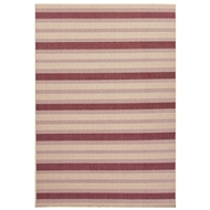 Jaipur Pinned Rug From Breeze Collection BRZ15 - Taupe/Red