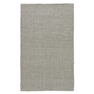 Jaipur Port Rug From Naturals Tobago Collection NAT19 - Gray/Silver