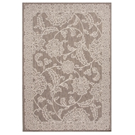 Jaipur Posy Rug From Breeze Collection BRZ11 - Gray/Ivory
