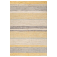 Jaipur Pueblo Rug From Andy Collection AND03 - Yellow/Gray
