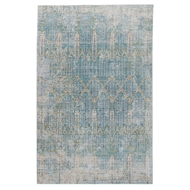 Jaipur Salacia Rug from Ceres Collection CER06 - Gray/Blue
