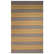 Jaipur Sasser Rug From Sonoma Collection SON07 - Gray/Yellow
