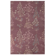Jaipur Sebree Rug From Winslow Collection WIS07 - Pink/Ivory