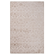 Jaipur Seren Rug From Fables Collection FB74 - Ivory/Taupe