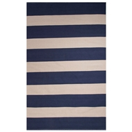 Jaipur Trion Rug From Sonoma Collection SON04 - Blue/White