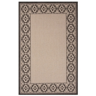 Jaipur Truss Rug From Breeze Collection BRZ02 - Ivory/Black