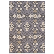Jaipur Vergo Rug From Devine Collection DEV16 - Gray