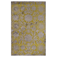 Jaipur Vivrant Rug From Fables Collection FB94 - Green/Gray