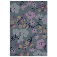 Jaipur Wild Rug From Brio Collection BR59 - Blue/Purple