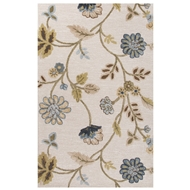 Jaipur Winwood Rug From Blue Collection BL142 - Blue