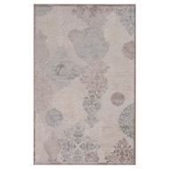 Jaipur Wistful Rug From Fables Collection FB97 - Ivory/Taupe