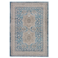 Jaipur Yucatan Rug From Terracotta Collection TET01 - Gray/Blue
