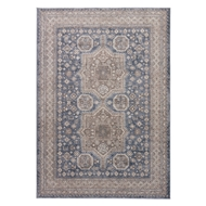 Jaipur Yucatan Rug From Terracotta Collection TET03 - Gray/Silver