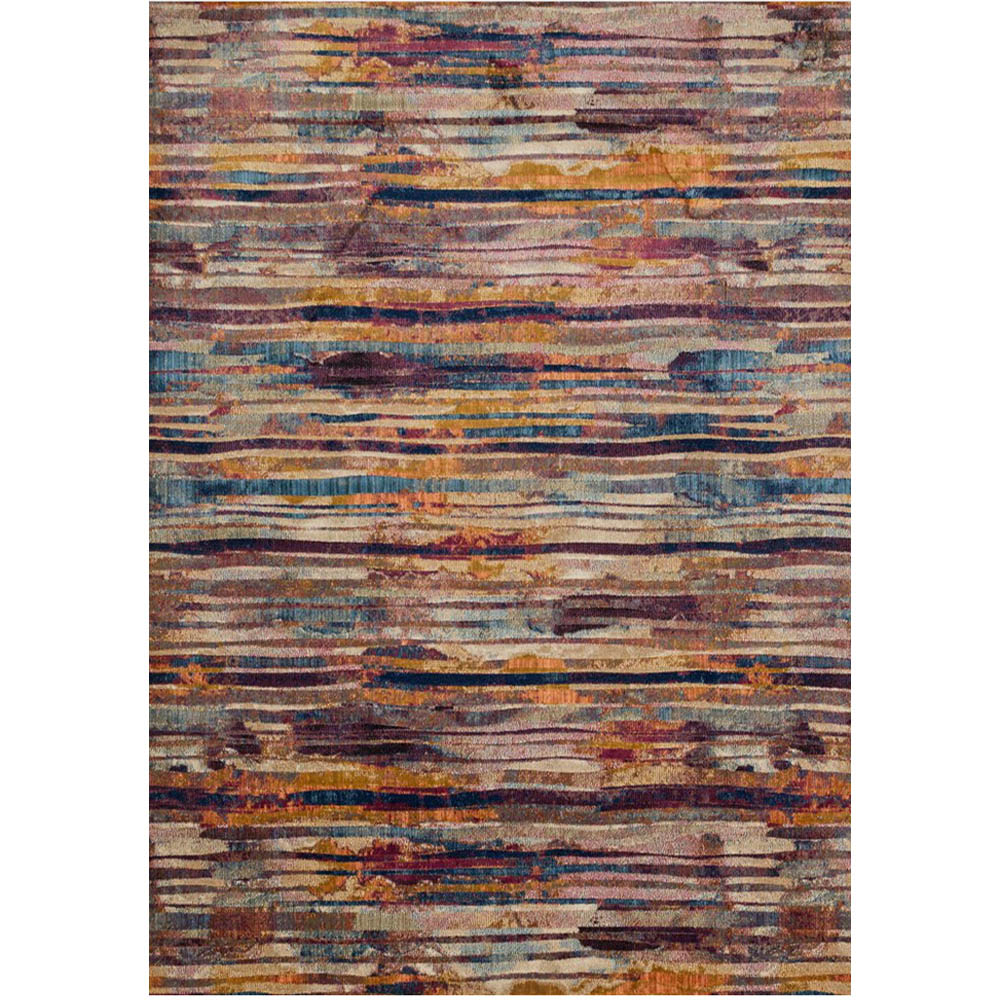 loloi dreamscape rug raspberry  multi dm  contemporary area rugs - loloi dreamscape area rug  raspberry  multicolored rug  polypropylene polyester