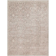 Magnolia Home Ella Rose Rug by Joanna Gaines - Pewter / Pewter