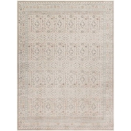 Magnolia Home Ella Rose Rug by Joanna Gaines - Stone / Stone