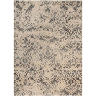 Magnolia Home Kivi Rug by Joanna Gaines - Ivory / Ink