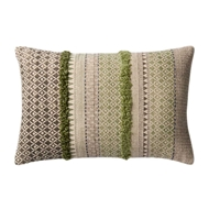 Magnolia Home by Joanna Gaines Sage & Grey Pillow P1019