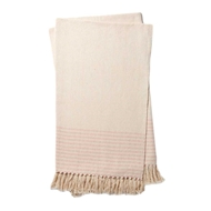 Magnolia Home by Joanna Gaines Oaks Pink Throw Blanket
