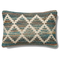 Magnolia Home by Joanna Gaines Multi Colored Pillow P0421 - Designer Pillow