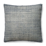 Magnolia Home by Joanna Gaines Blue Pillow P0435 - Designer Pillow