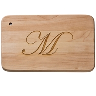 "Maple Leaf 9"" Rectangle Artisan Board - 906RE"
