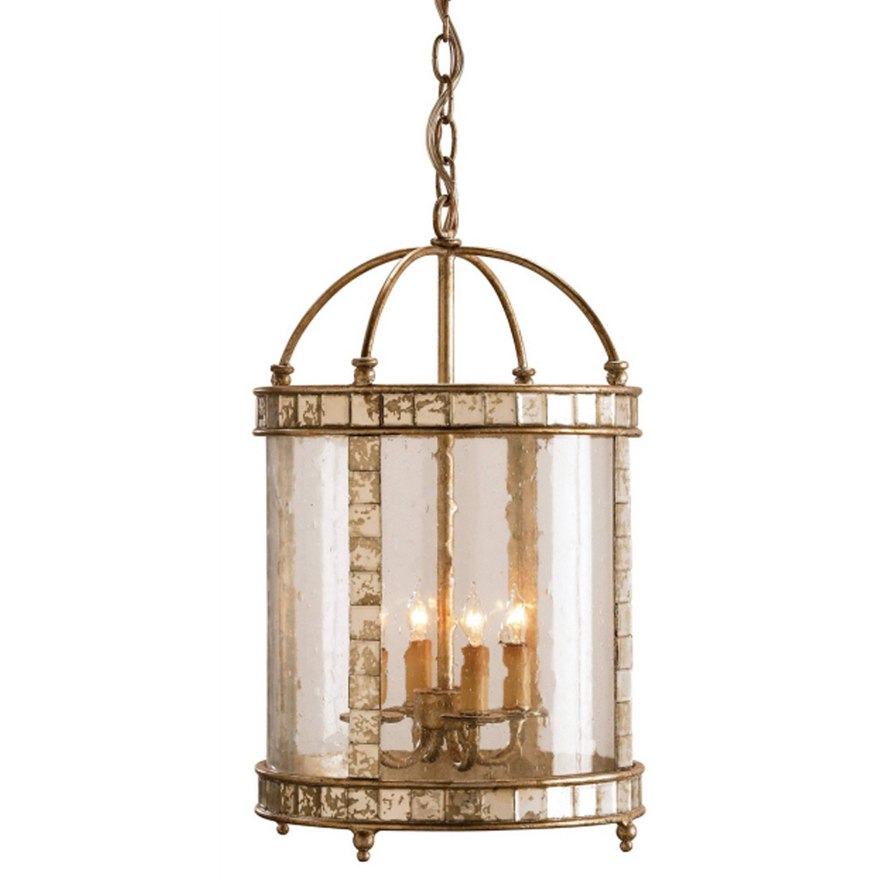 Currey And Company Lighting Fixtures Corsica Lantern Large Light K