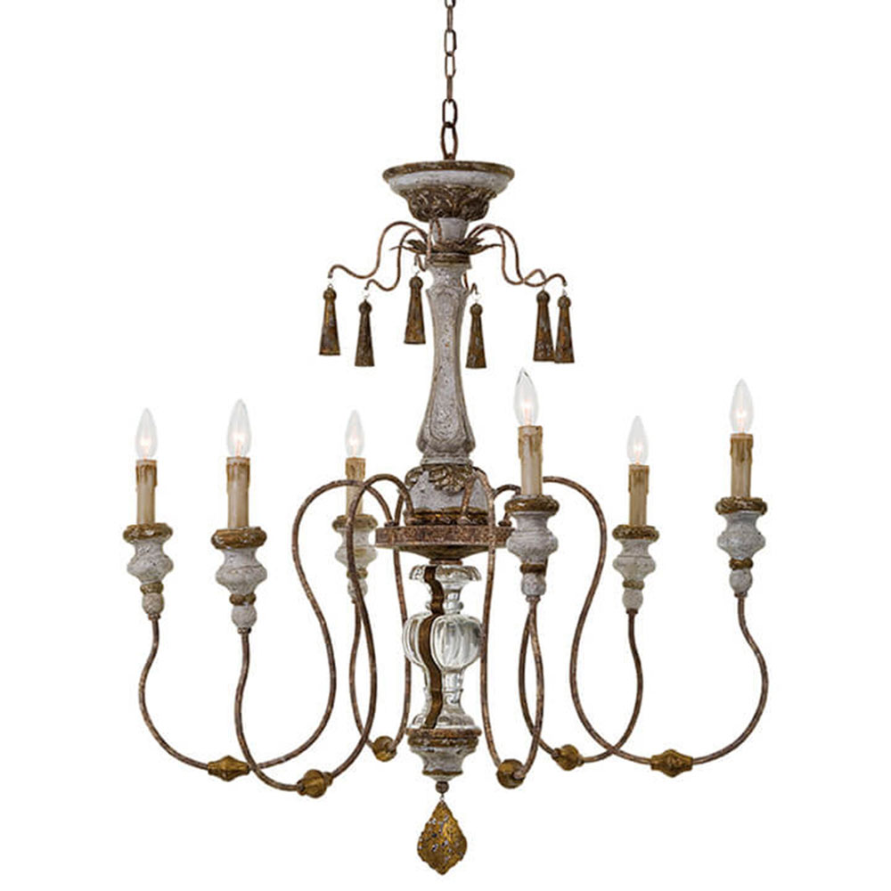 regina andrew design lighting maison chandelier 16 1050 free shipping. Black Bedroom Furniture Sets. Home Design Ideas