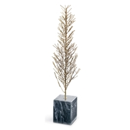 Regina Andrew Home Brass Wire Tree 44-1114-BRS