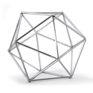 Regina Andrew Home Brazed Polyhedron - Small 44-7803