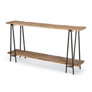 Regina Andrew Home Industry Reclaimed Wood Console Table 4-6721