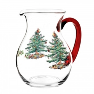 Spode Christmas Tree Pitcher (Red) 1607873