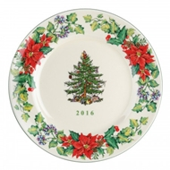 Spode Christmas Tree Collector Plate 1612518