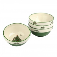 Spode Christmas Tree S/4 Stacking Bowls 1618466