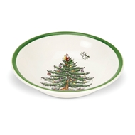 Spode Christmas Tree Cereal/Oatmeal Bowl 4300281