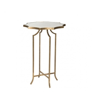 Aidan Gray Giusti Occasional Table Glass