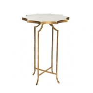 Aidan Gray Giusti Occasional Table Marble