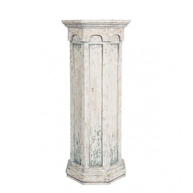 Aidan gray spalding wood column free shipping vintage for House columns prices