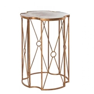 Aidan Gray Tall Marlene Side Table