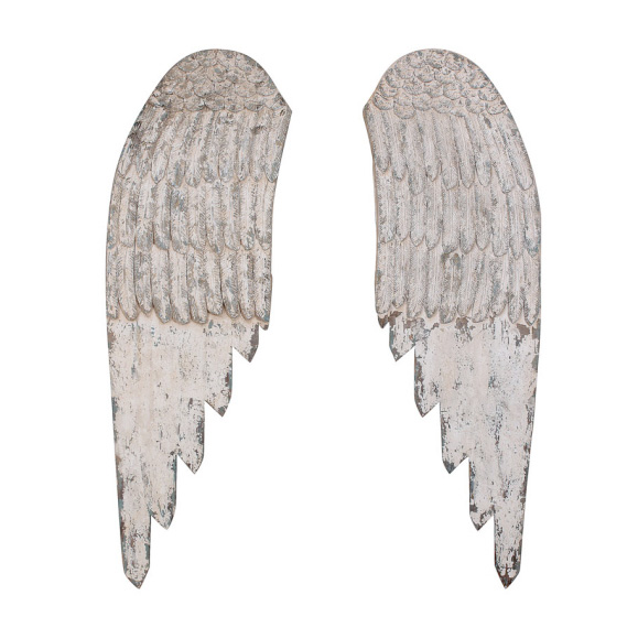 Creative Coop Hanging Angel Wings Religious Inspired